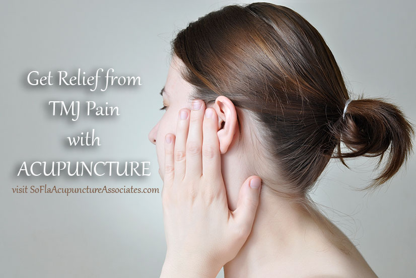 Acupuncture for TMJ in Parkland Florida