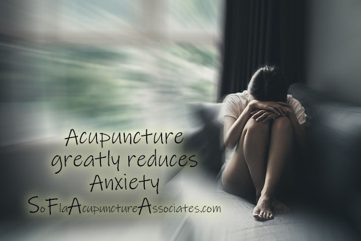 Acupuncture For Anxiety in Plantation Florida